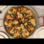 Delicious Seafood 🦐 Paella   YAY COOKING