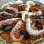 El famoso plato español, la paella paso a paso, a mi manera es uno de los platos más deliciosos, entre ellos Paella ai frutti di mare