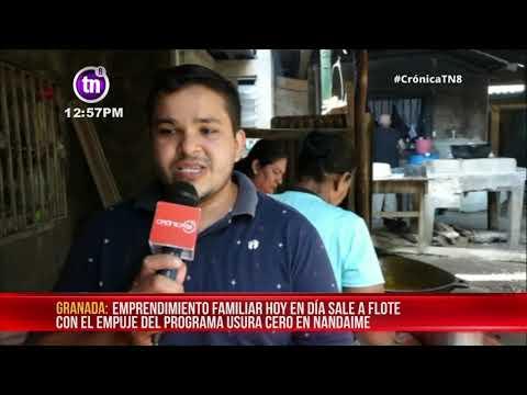 Negocio de sopas en Nandaime es un emprendimiento de éxito - Nicaragua
