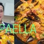 PAELLA # PAELLA MIXTA # paella de mariscos y pollo