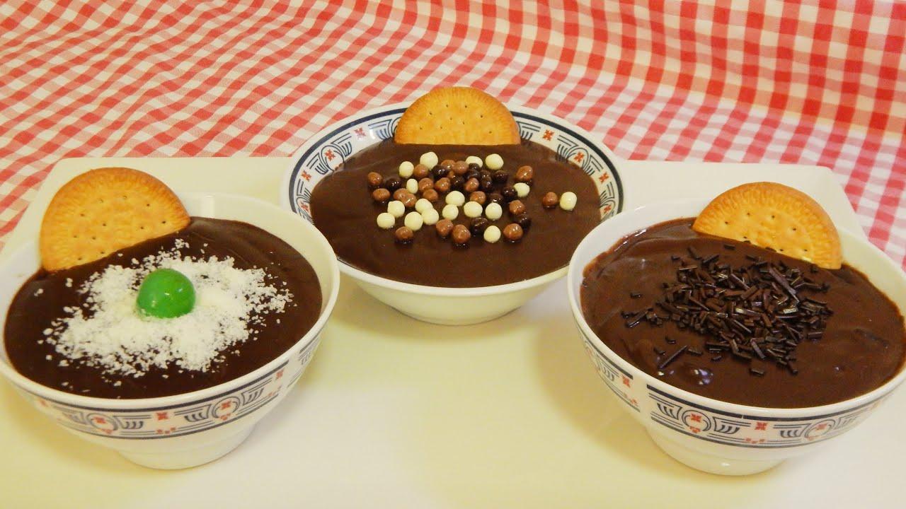 Postre económico de chocolate y coco una receta muy fácil y deliciosa