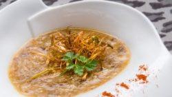 Receta de sopa de ajo - Karlos Arguiñano