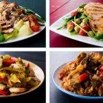 5 Recetas de Almuerzos Saludables Para Bajar de Peso (Caseros & Rápidos)