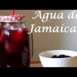 AGUA DE JAMAICA | PARA BAJAR DE PESO Y ADELGAZAR | RECETA | Una Chef en la Cocina