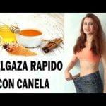 ADELGAZAR CON CANELA | Baja Mucho Peso y Elimina la Barriga tomando Canela