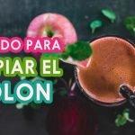 Licuado Manzana y Avena DESINTOXICA y EVACUA