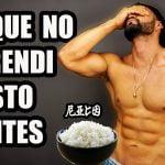 Receta de arroz blanco perfecto - Como hacer un ARROZ blanco esponjoso sin aceite