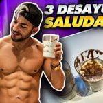 DESAYUNOS SALUDABLES | ALTOS en PROTEINAS (Recetas saludables y faciles para bajar de peso)