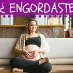Aumento de peso en el embarazo    Recetas para Mamás