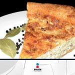 Pastel de coliflor / Recetas de comida sana / Comida para bajar de peso
