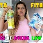 Receta FITNESS de GACHAS de AVENA (LOW CARB)
