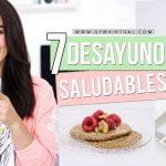 Recetas y desayunos ricos y saludables    MUY FÁCILES DE HACER   GymVirtual