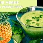 Smoothie verde - Recetas de smoothies - Batidos para perder peso