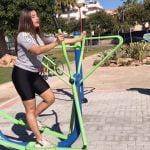 RETO COMO BAJAR DE PESO|Día #2|CARDIO-EJERCICIOS|Receta saludable|Mama joven