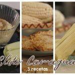 3 Recetas con elote camagua - La Cocina del Maíz - Sonia Ortiz con Rafael Mier