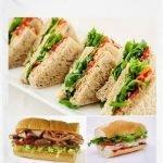 4 #recetas sándwich  saludables  para bajar de peso   👍😀💪