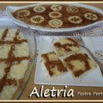 Aletria postre portugués muy fácil  Mi receta de cocina