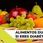 Alimentos dulces que puedes comer si eres diabético  Mi receta de cocina