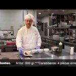 Arroz Caldoso de Carabineros, receta Restaurante M29
