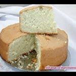 BIZCOCHO BASICO PARA TORTAS/SIN POLVOS DE HORNEAR/ Silvana Cocina ❤  Mi receta de cocina