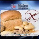 BROMATOLOGÍA   Primera reunión de Celíacos de Maipú  Mi receta de cocina