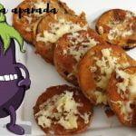 Berenjena apanada Cena lista en 5 minutos Recetas de cocina fácil y rápido