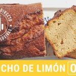 Bizcocho casero de limón sin azúcar [Recetas Explosivas]  Mi receta de cocina