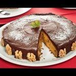 Bizcocho de zanahoria con chocolate o Chocolate carrot cake - Bruno Oteiza  Mi receta de cocina