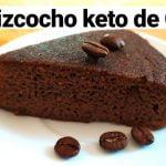 Bizcocho keto de Café| Sin Gluten | Sin Azúcar | Pastel Cetogenico |Sabe a Torta Negra🇨🇴😋  Mi receta de cocina