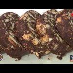 Buen día Uruguay - Morcillón de Chocolate 13 de Setiembre de 2017  Mi receta de cocina