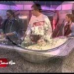 COCINA RICA TV - MILANESITAS DE BERENJENAS RELLENAS Y TARTA DULCE DE FRUTILLA Mi receta de cocina