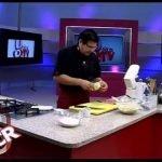 COCINA RICA TV - Muffins de banana con chips de chocolate Mi receta de cocina