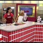 COCINERITOS TV - ESPINACAS CON HUEVO AL HORNO Mi receta de cocina