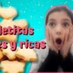 👩🍳COMO HACER GALLETITAS FACILES Y RICAS 🍪 (mia y su cocina) RECETAS