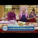 Celiaquía por Diego Sívori y Silvina Rumi  Mi receta de cocina