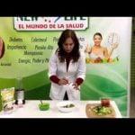 Cena saludable para bajar de peso con chia seed