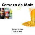 Cerveza de Maíz(receta de cerveza)  Mi receta de cocina