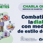 Charla online sobre Diabetes Mi receta de cocina