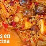 Cómo hacer Arroz de costilla y caracoles - Torres en la Cocina   RTVE Cocina