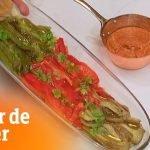 Cómo hacer Escalivada con salsa romesco - Hacer de comer | RTVE Cocina  Mi receta de cocina