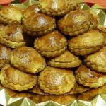 Cómo hacer Pastelitos de Cabello de Ángel (Dulces Navideños)   LHCY  Mi receta de cocina