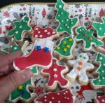 Cómo hacer galletas navideñas y como hacer glaseado para la decoración fácil y económico 😋 🥨