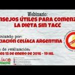 Consejos útiles para iniciar la dieta libre de gluten -  Asociación Celíaca Argentina  Mi receta de cocina