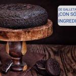 De galletas Oreo a pastel ¡con sólo 3 ingredientes!