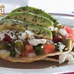 Desayunos Saludables - Nopales con requesón ♥ Nopal Cactus with Ricotta Cheese Salad
