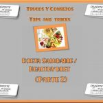 Dieta Saludable (2) / Diviertetealcocinar racetas Fáciles / Trucos y Consejos