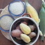 Dieta sin gluten para una alimentación sana  Mi receta de cocina