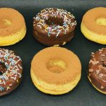 Donuts receta súper facil SIN AZÚCAR, SIN HARINA | Recetas Fáciles  Mi receta de cocina