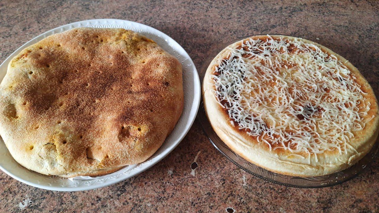 Empanadas marroquís de verduras y carne picada/receta fácil/receta de cocina.