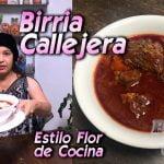 Flor de Cocina - Birria Esquinera | S01 E053 | #Receta #Completa